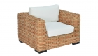 Milano Lounge Chair Natur