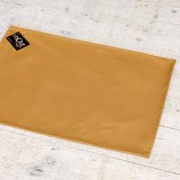 Platzdecke Outdoor 33x48cm Mellow Yellow