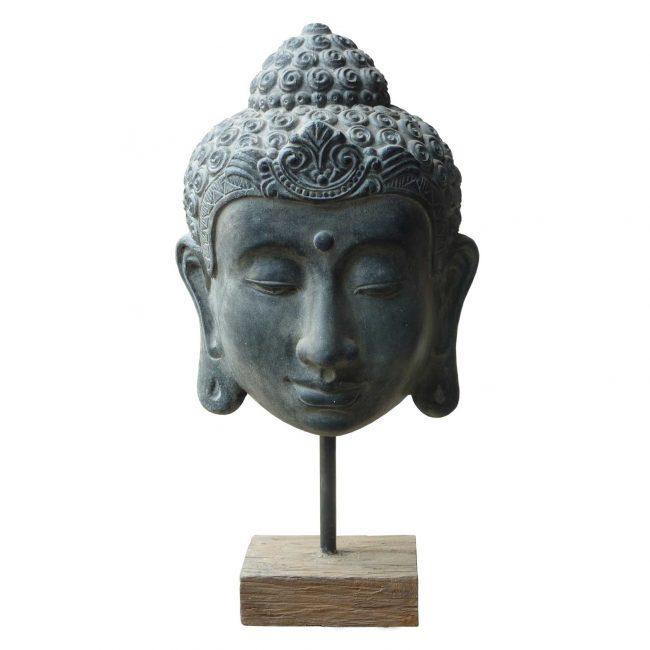 buddhakopf-auf-staender