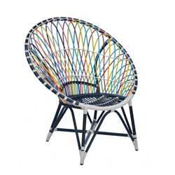 Merlyn Chair Arcobaleno Gartenstuhl