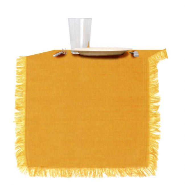 Tischläufer Raaf Gelb