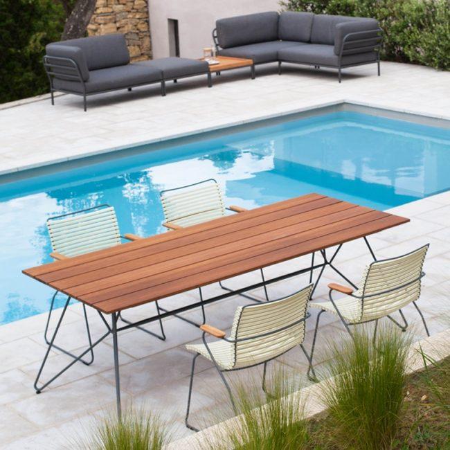 Houe SKETCH Outdoor Tisch 160 x 88