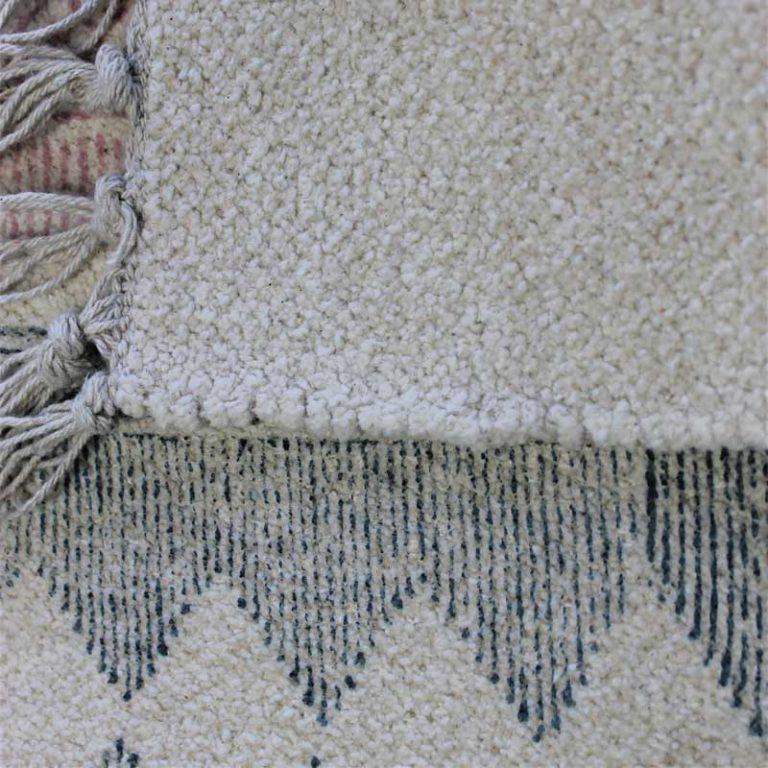 Teppich Rückseite