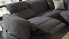 Sofa mit Relaxfunktion