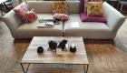 Sofa mit Wohnzimmerisch