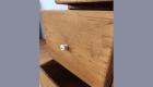 Brotschrank Schublade mit Knopf
