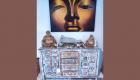 Sideboard und Bild
